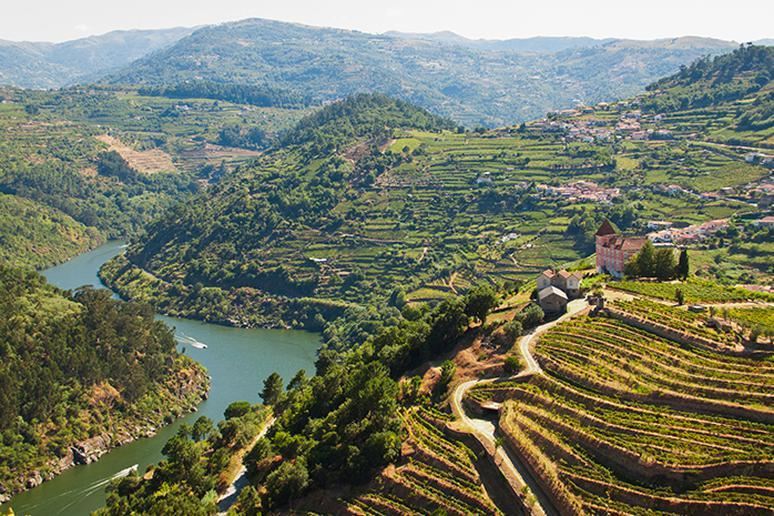 Douro Valley, Portugal – March