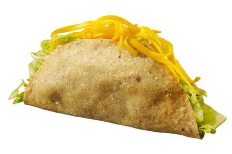 6) Tito's Tacos, Culver City, Calif.: Tito's Taco with Cheese