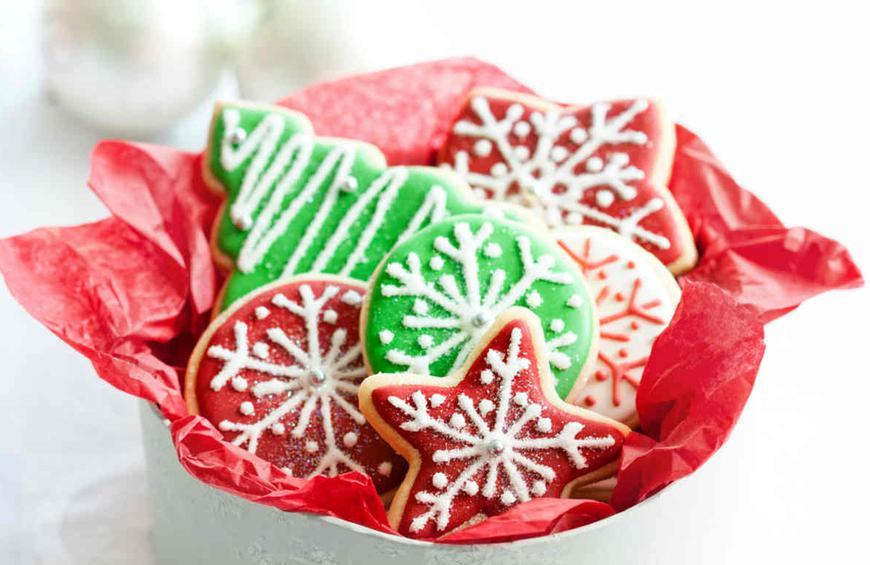 Christmas Cookies That Make Great Gifts