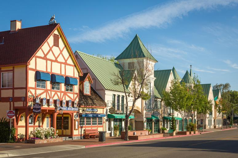 historic small towns
