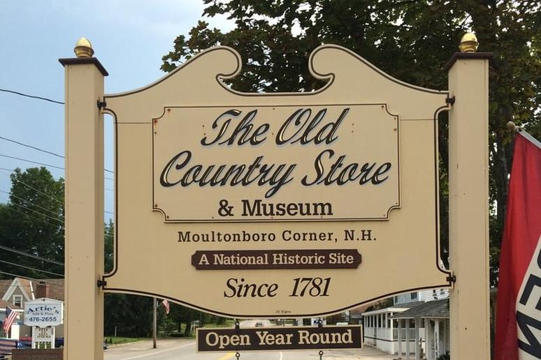 17. The Old Country Store and Museum - Moultonborough, New Hampshire