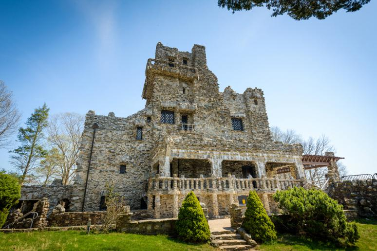 Connecticut – Gillette Castle