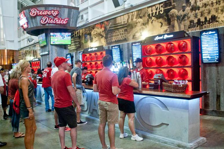10 Must-Haves at Cincinnati's Great American Ball Park