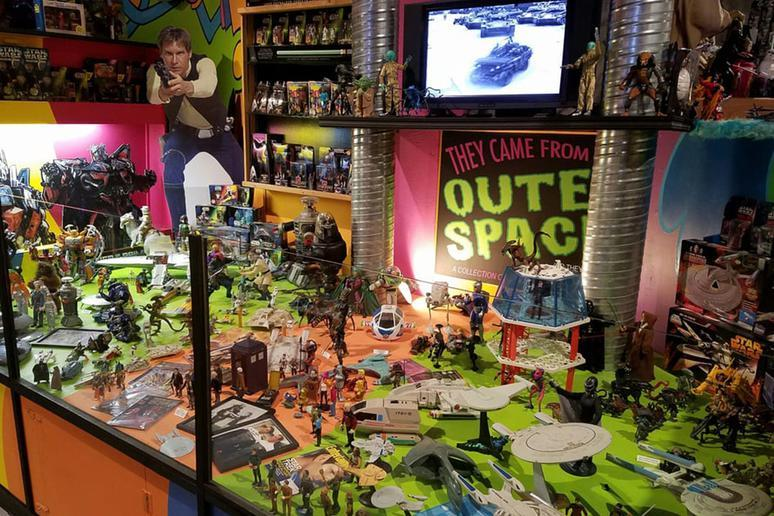 The Toy & Action Figure Museum (Pauls Valley, Oklahoma)