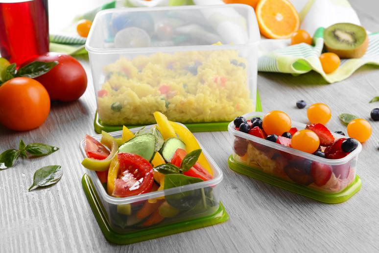 Use Plastic Containers