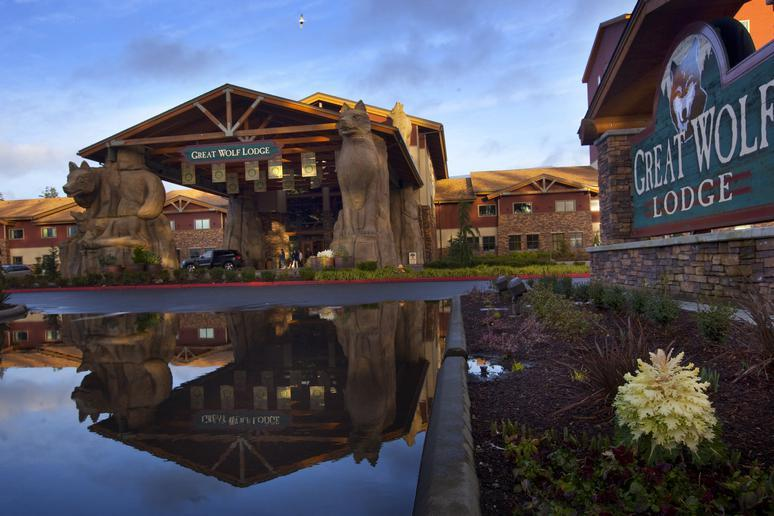 Great Wolf Lodges