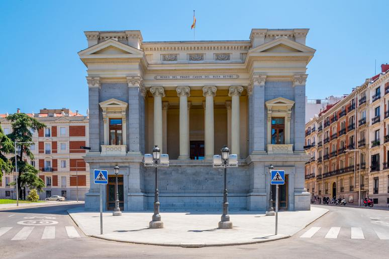 Spain: Golden Triangle of Art Museums