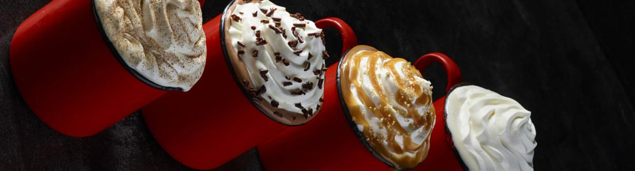 As if Starbucks' hot cocoa couldn't get more indulgent.