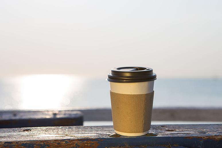 Don't skip the morning Latte, just order it differently