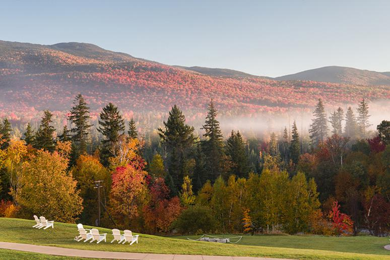 New Hampshire – Bretton Woods