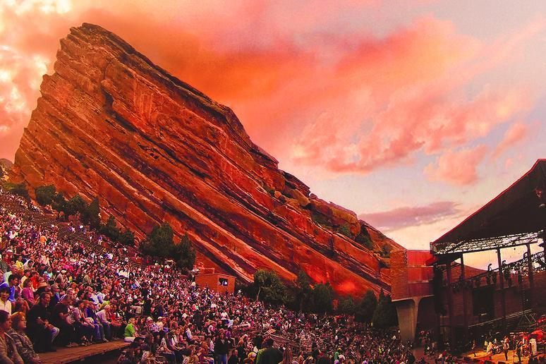 Colorado: Red Rocks Park & Amphitheatre (Morrison)