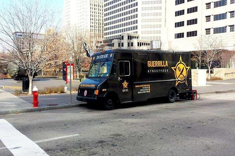 #21 Guerrilla Street Food