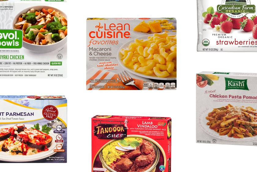 The 11 Healthiest Frozen Food Brands