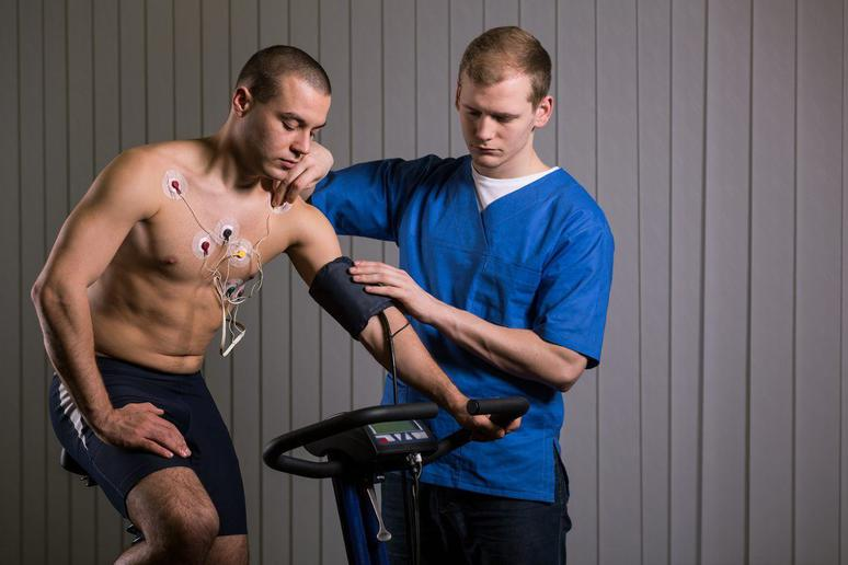 Non-Invasive Brain Stimulation Makes Your Workout Easier