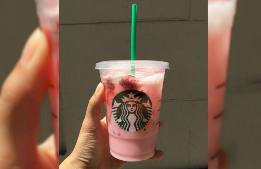 Forget Frappuccinos Rainbow Starbucks Drinks Are The Drink