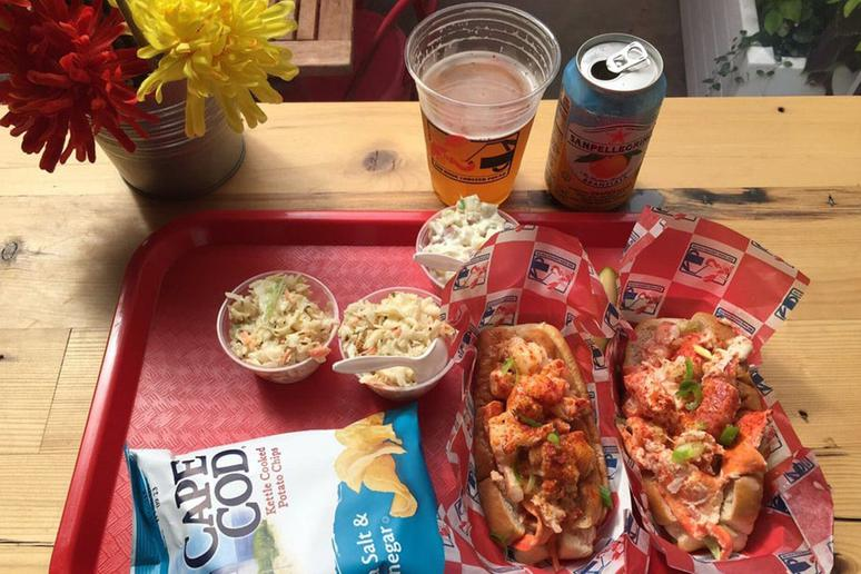 #50 Red Hook Lobster Pound, New York City & Washington, D.C.