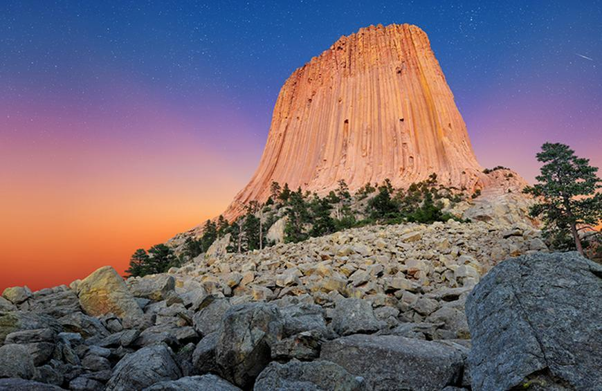 Devils Tower National Monument (Wyoming)