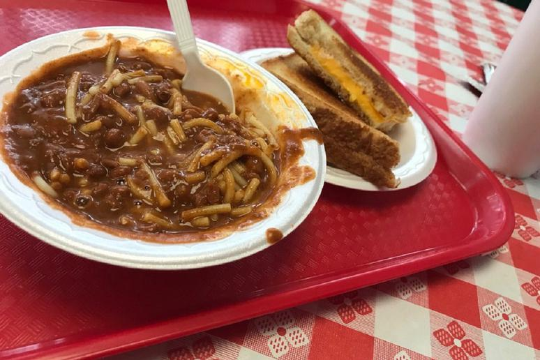 Tennessee: Varallo's Chili Parlor and Restaurant (Nashville)