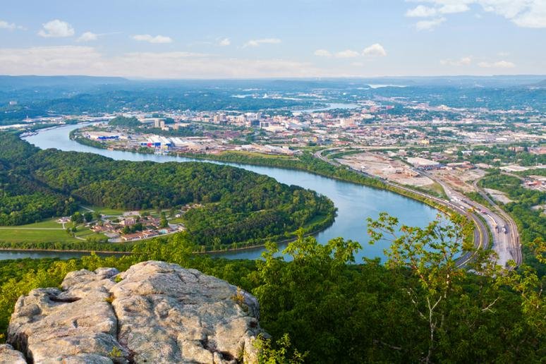 15. Chattanooga, TN