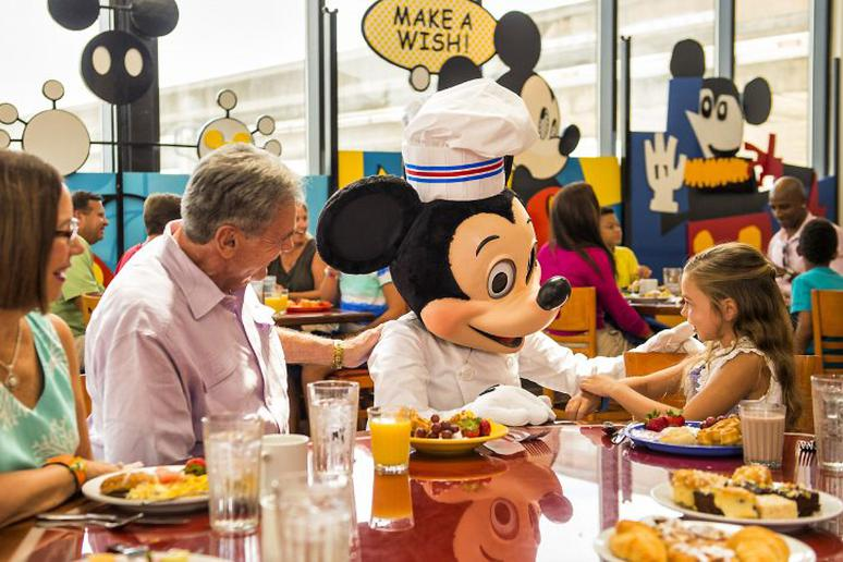 Forget the Disney Dining Plan