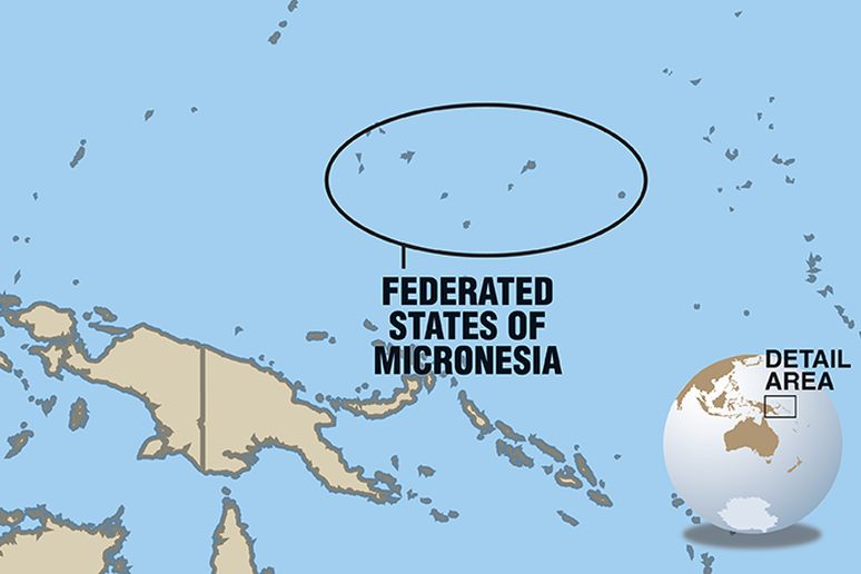 7. Federated States of Micronesia