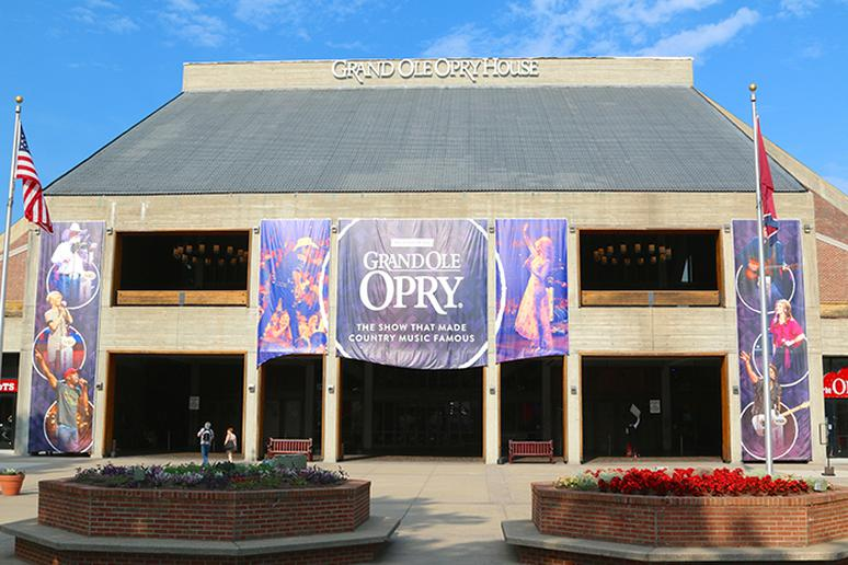 Grand Ole Opry in Nashville