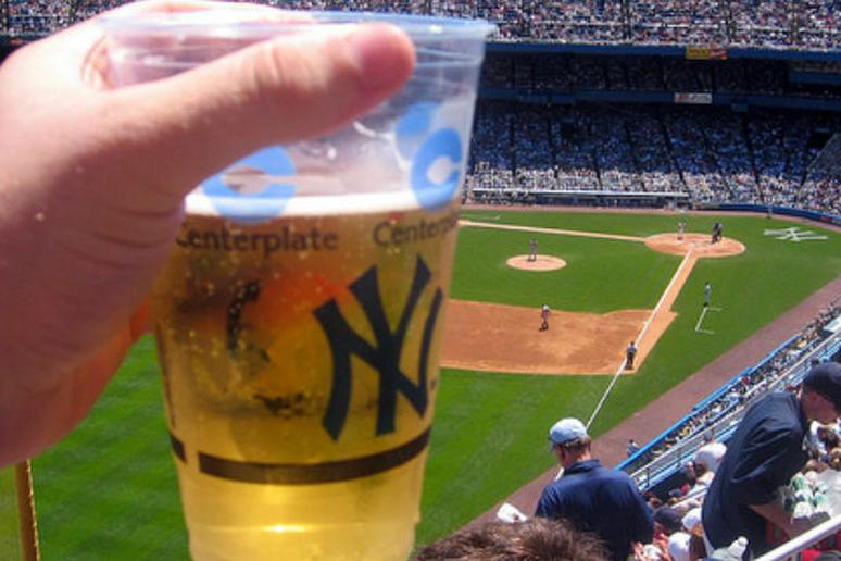 Does Yankee Stadium Have the Worst Beer in Baseball?