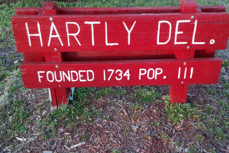 Delaware – Hartly Town