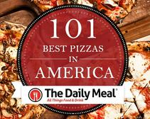 101 Best Pizzas in America for 2014