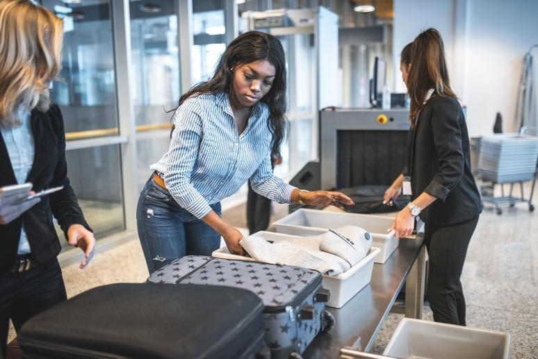 Airport Security Isn't Always Secure