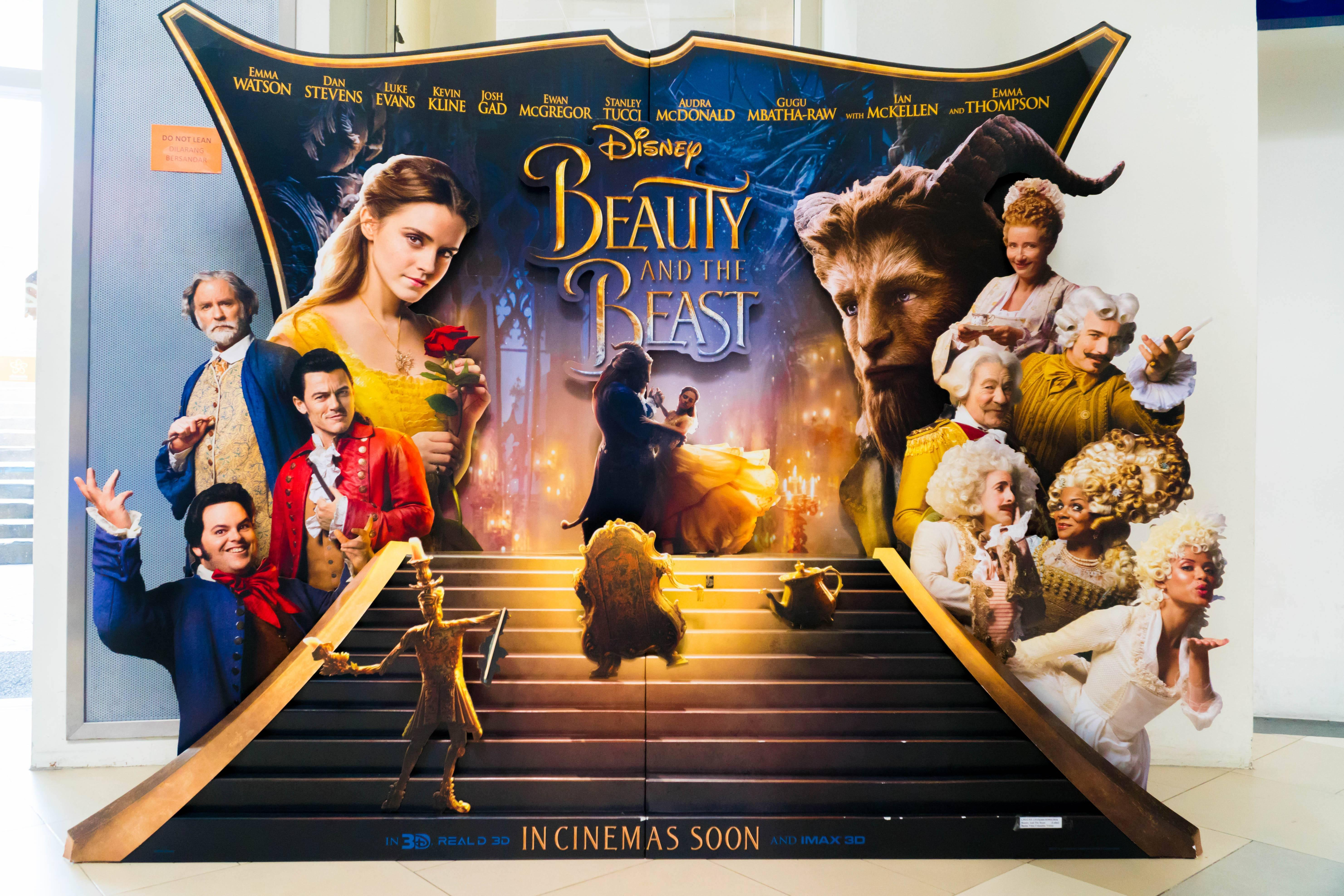 Disney Announces Beauty And The Beast Themed Cruise