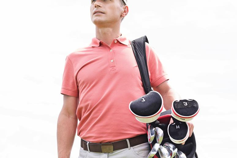 8. You could try out for the Senior PGA Tour