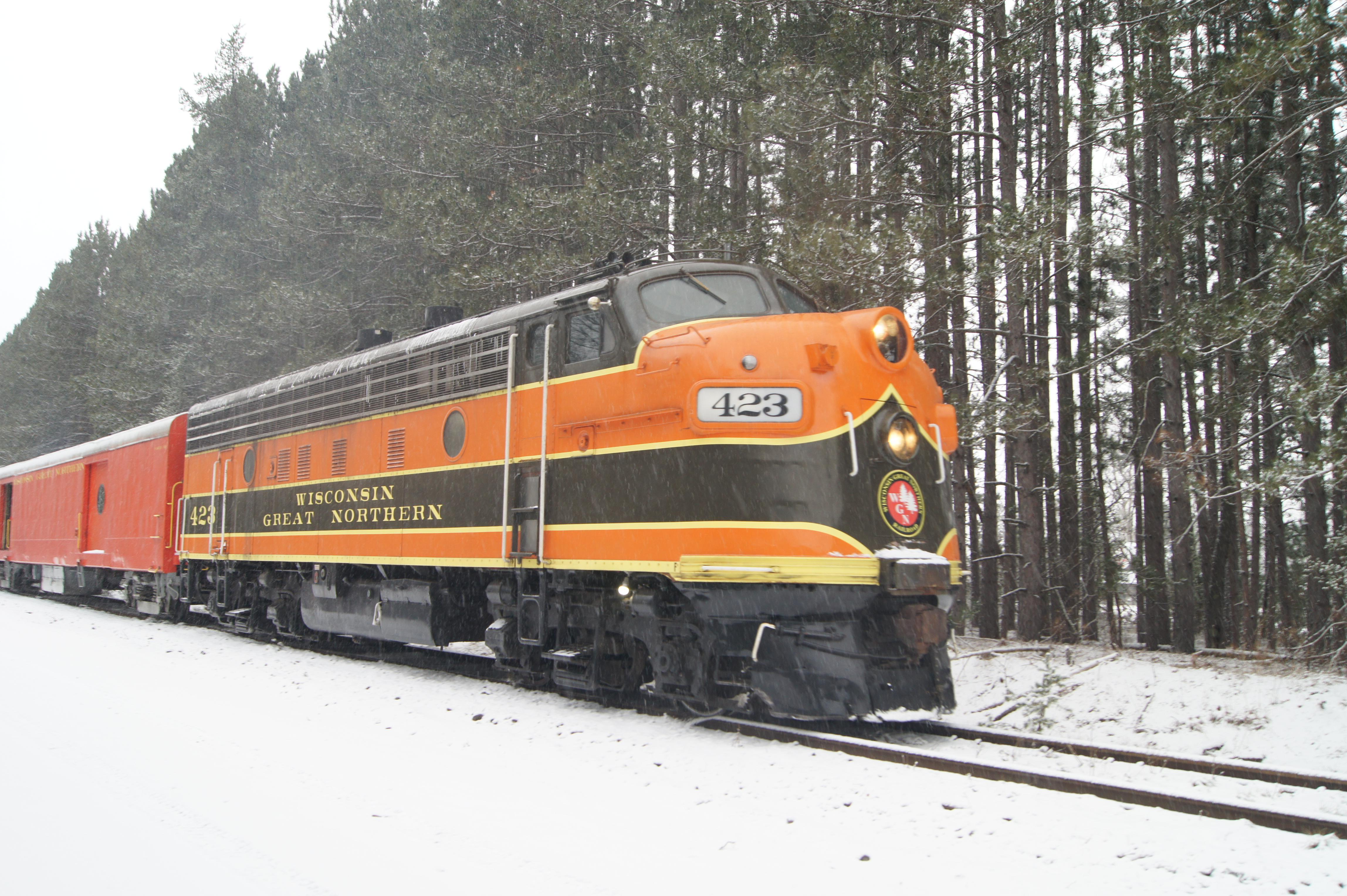 Christmas City Express (Duluth, Minnesota)