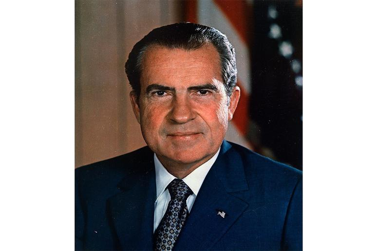 Nixon Officially Honors Dads