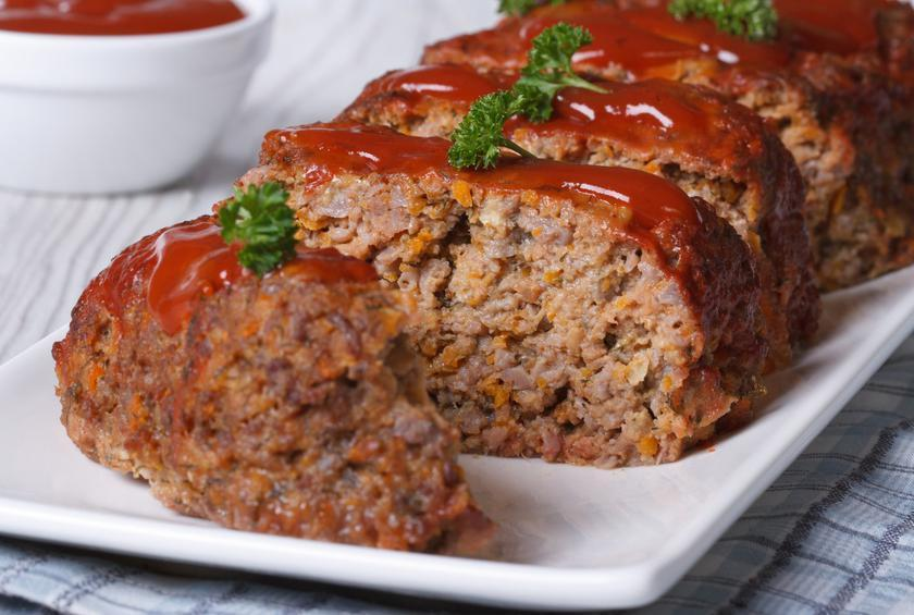 Quaker Oats Meatloaf The Daily Meal