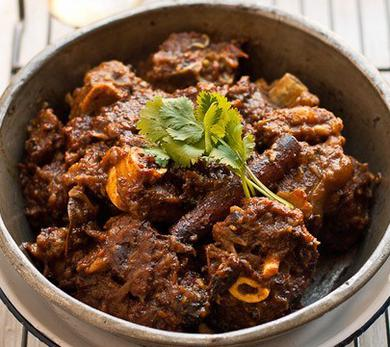 Simple Goat Curry