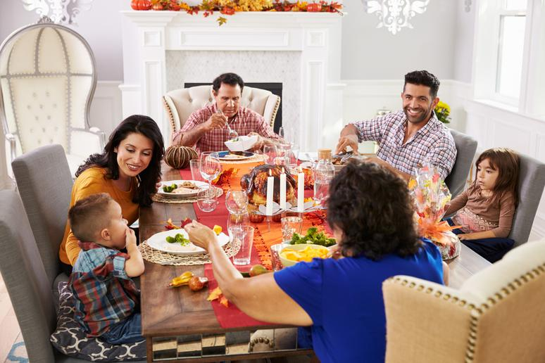Work a New Strategy at the Holiday Dinner Table
