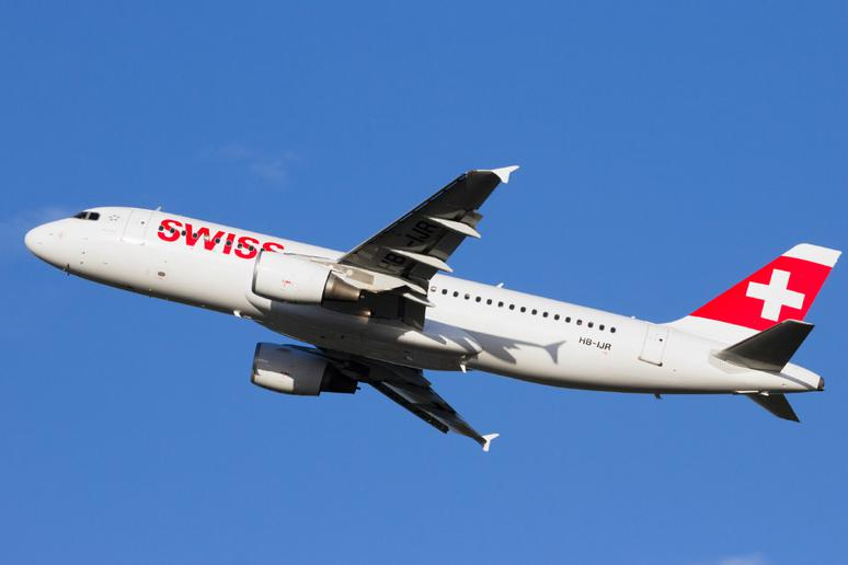 #14 Swiss International Air Lines