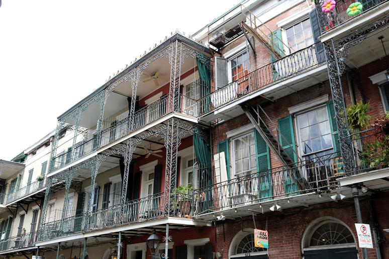 Louisiana: New Orleans' French Quarter
