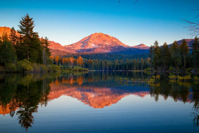 California: Lassen Volcanic National Park