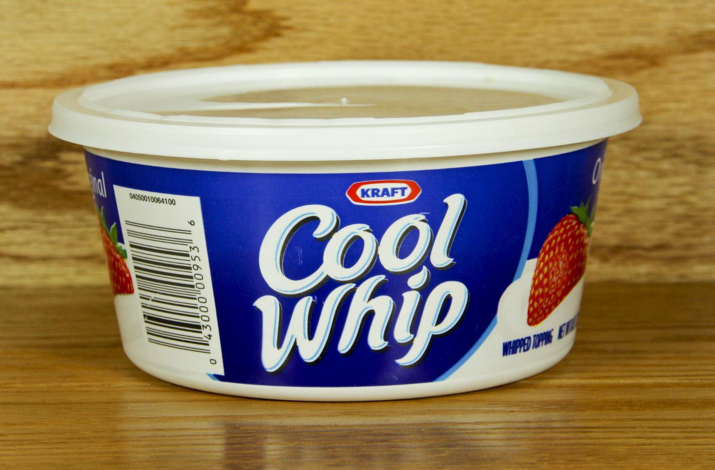 Cool Whip Is Much Less Healthy Than Real Whipped Cream