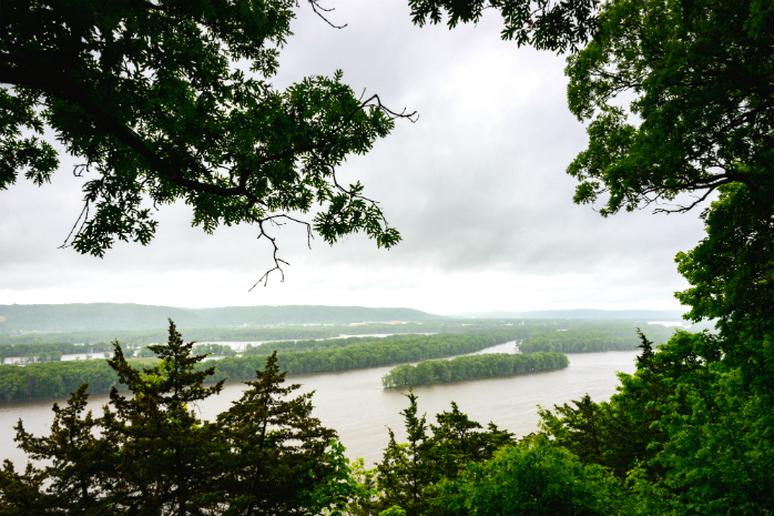 Iowa – Effigy Mounds National Monument