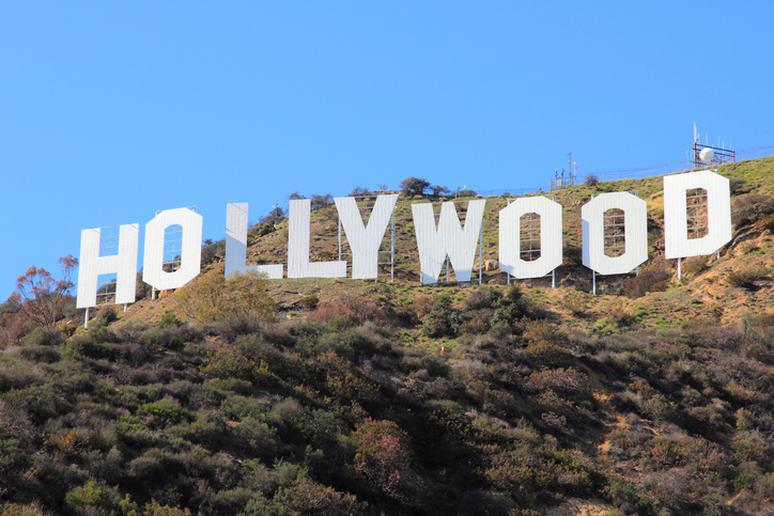 Hollywood sign — Los Angeles, California