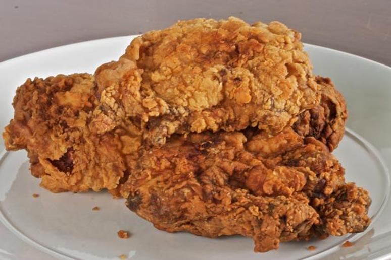 Cold-Smoked Fried Chicken