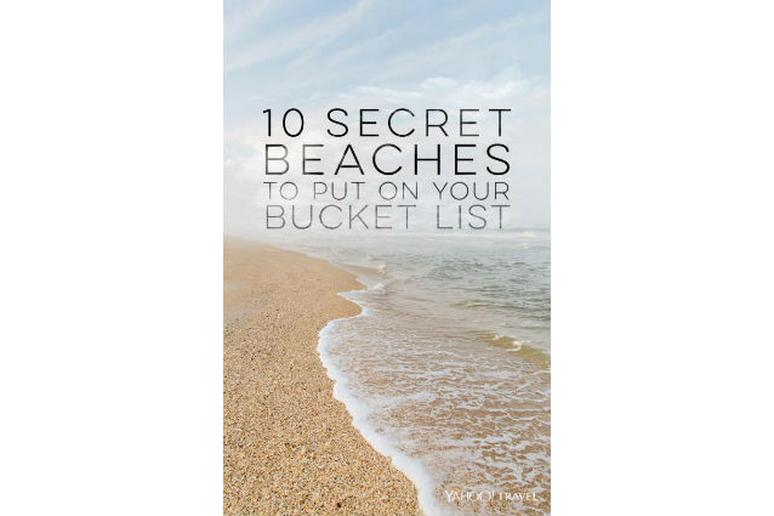 10 Secret American Beaches That Should Be on Your Bucket