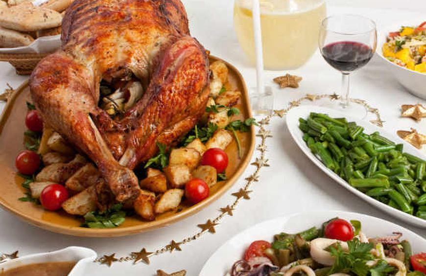 Thanksgiving Dinner Party Menu For Friends