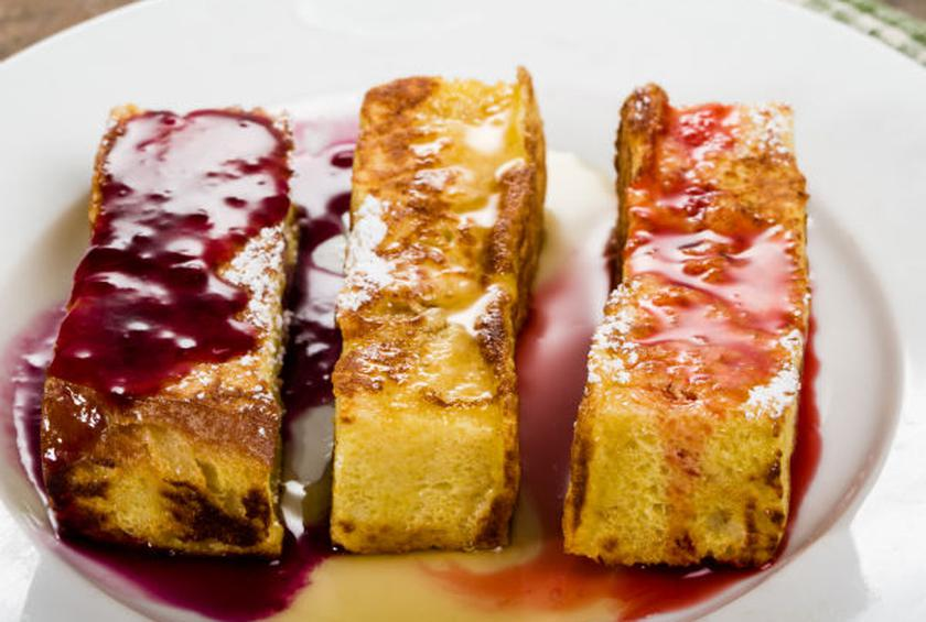 Rum Soaked Challah French Toast Recipe By Harsh Vishwasrao