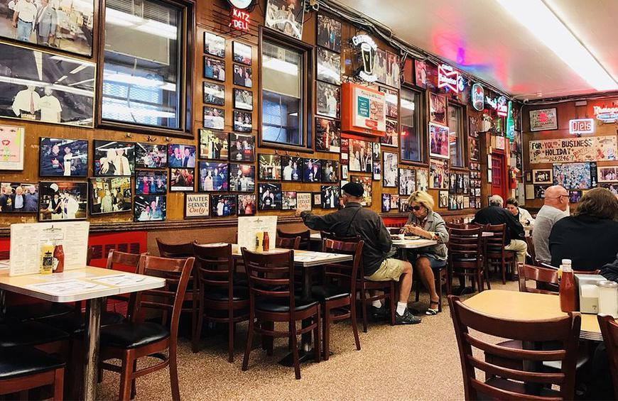 Katz's Delicatessen (New York City, New York)