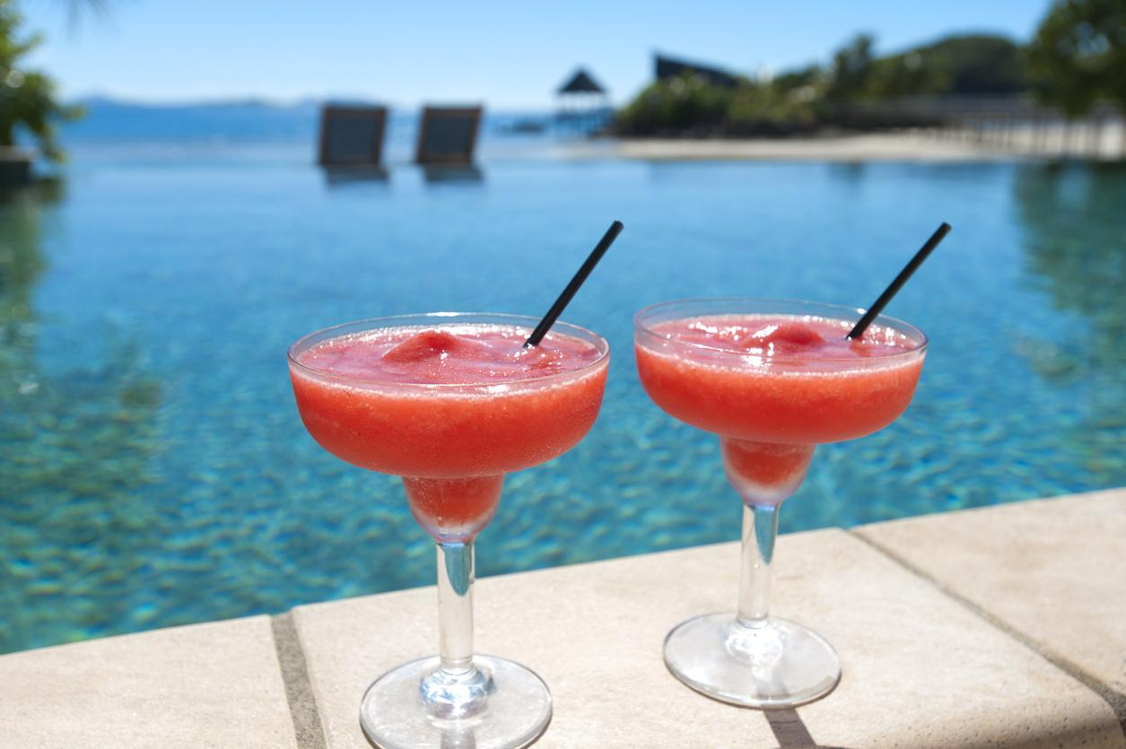 Strawberry Daiquiri Recipe By Madeline Buiano