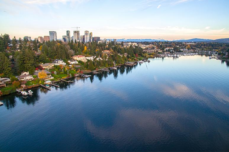 9. Bellevue, Washington